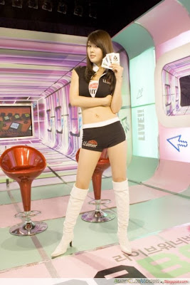 Korean Hot Model Hwang Mi Hee On Korean Show