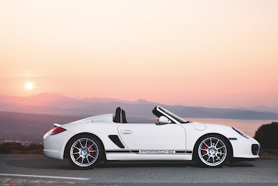 2011 Porsche Boxster Spyder | Wallpaper Resolution 1280 x 800
