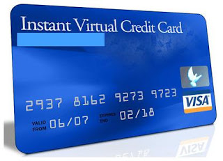 Virtual Credit card or Prepaid Credit card