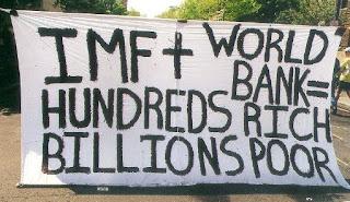Demo Kebijakan IMF