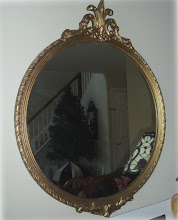 Fabulous 1930's Wall Mirror
