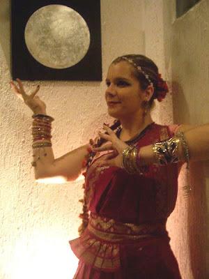 show dança indiana