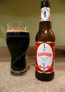 Harpoon Chocolate Stout