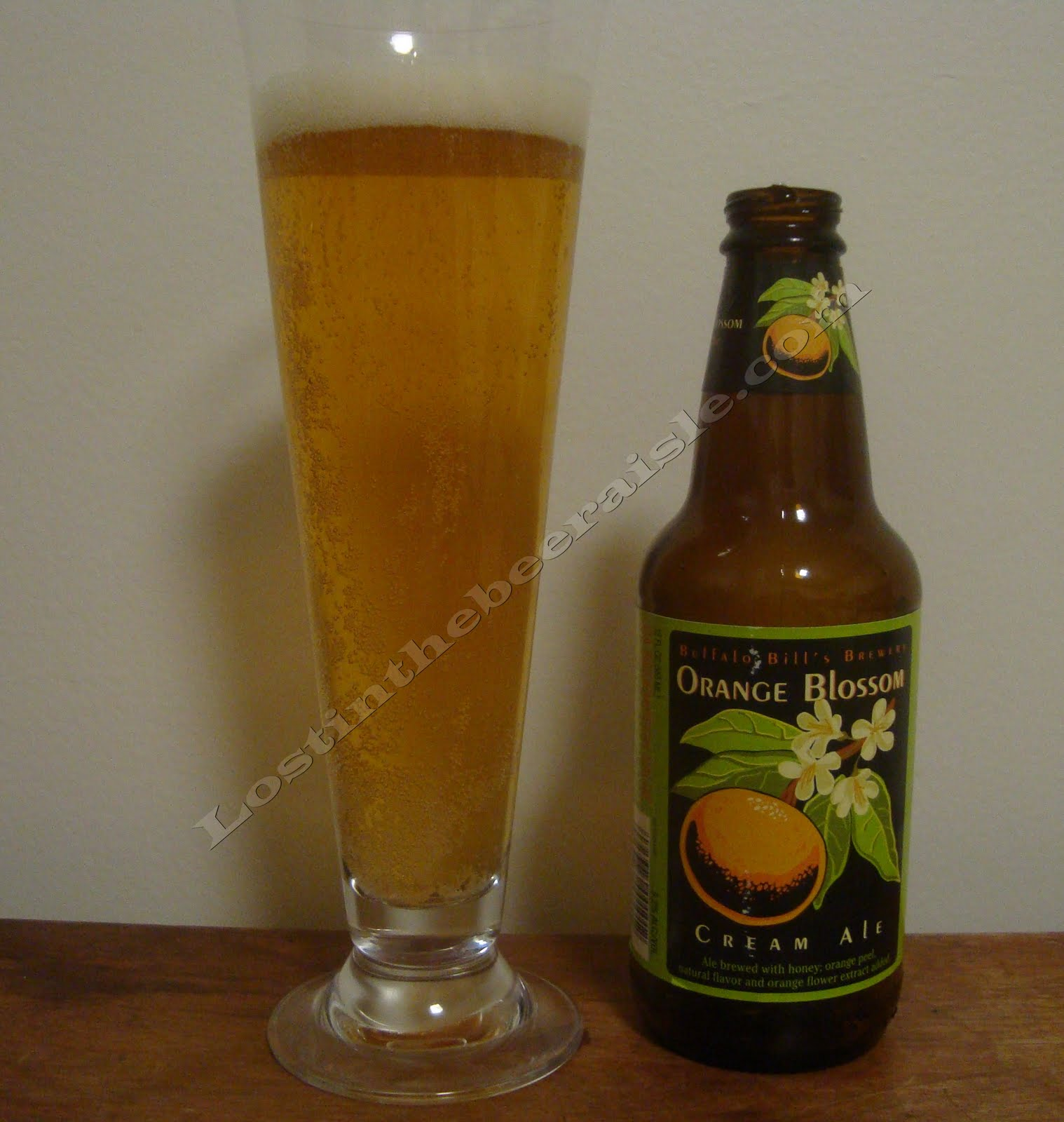 Orange Blossom Beer Buffalo Bills Buffalo Bill's Orange Blossom