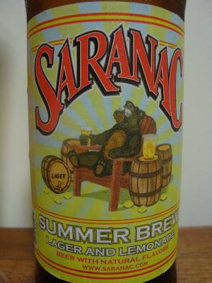 Saranac Summer Brew