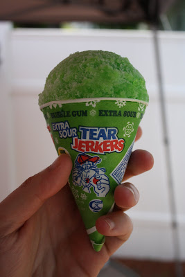 Tear Jerker Snow Cone