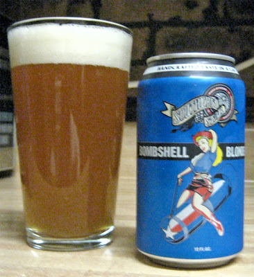 Southern Star Bombshell Blonde Ale