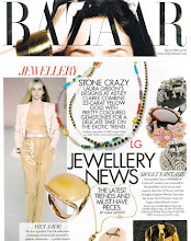 Laura Gibson in Bazaar Magazine