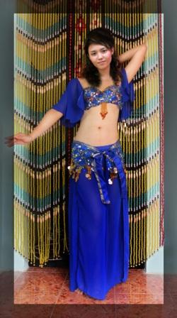 Trang phục bellydance - múa bụng cho thuê, bán - từ 150.000 VND