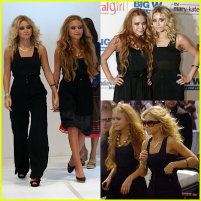 olsen twins style. Style Journal: Ashley and