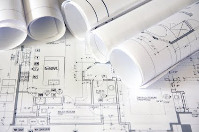Time2design custom cabinetry and interior design kitchen and bath after the machine copies the drawing onto the special paper the paper is blue hence the term blueprint 2 in engineering a line drawing showing the malvernweather Images