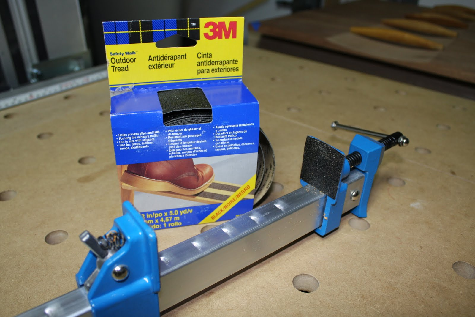 Turn A Less Than Favorite Clamp Into A Specialty Vice Half Inch Shy