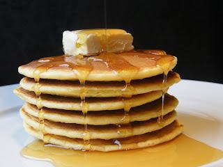 La casa de vainilla: American pancakes