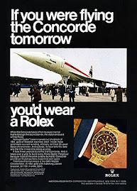 Vintage Rolex Advertisements