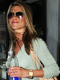 Rolex: Jennifer Aniston Wearing Rolex
