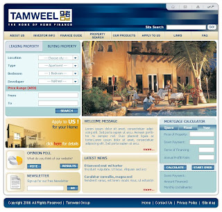 Real Estate Websites on My Portfolio  Real Estate Web Layouts