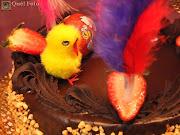 """""""El día de la mona"""" Un huevo de Pascua bien diferente a lo habitual. mona de pascua pollito"""