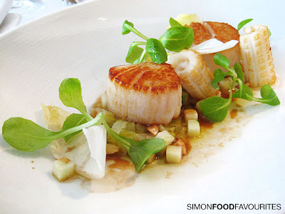 Simon Food Favourites: est: March into Merivale $33 Menu, Sydney (12 ...