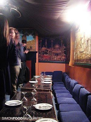 Simon Food Favourites: Rowda Ya Habibi: Lebanese Banquet, Newtown (9 ...