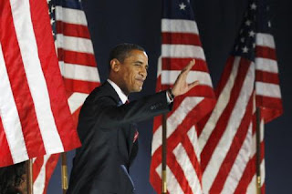 Good luck, Mr Obama