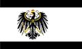 Flagge des Königreichs Preußen