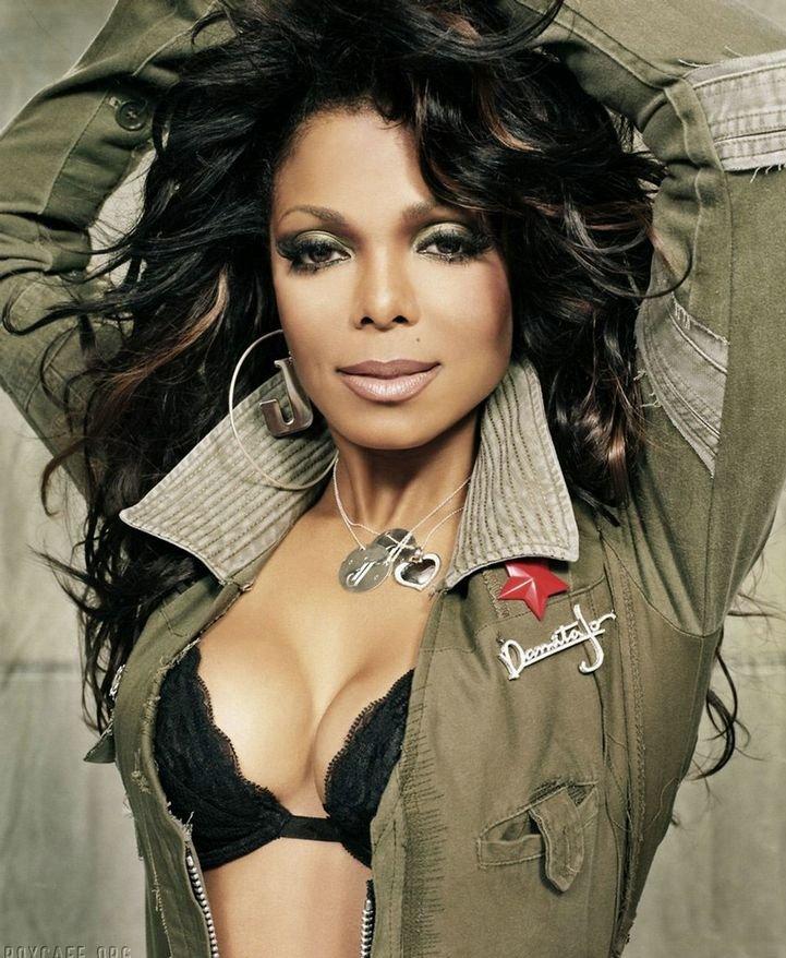 Telugu Cinema News: Janet Jackson Hot Celebrity Photos