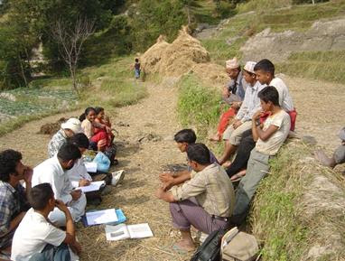 EXISTING MANAGEMENT PRACTICES IN NEPAL