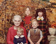 Grandma Jensen and the Kids 1981