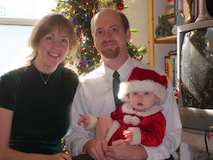 Christmas 2008, Elizabeth age 11 Months