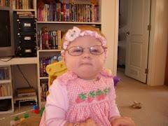 Elizabeth Age 9 Months