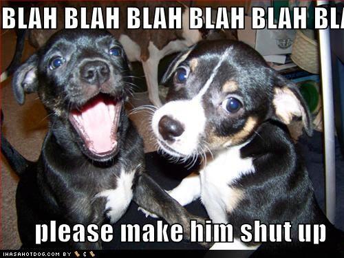 Blah Blah Blogette