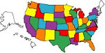 States We've RVed In