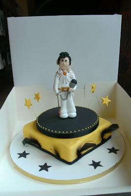 Sams Cakes Elvis Presley Cake