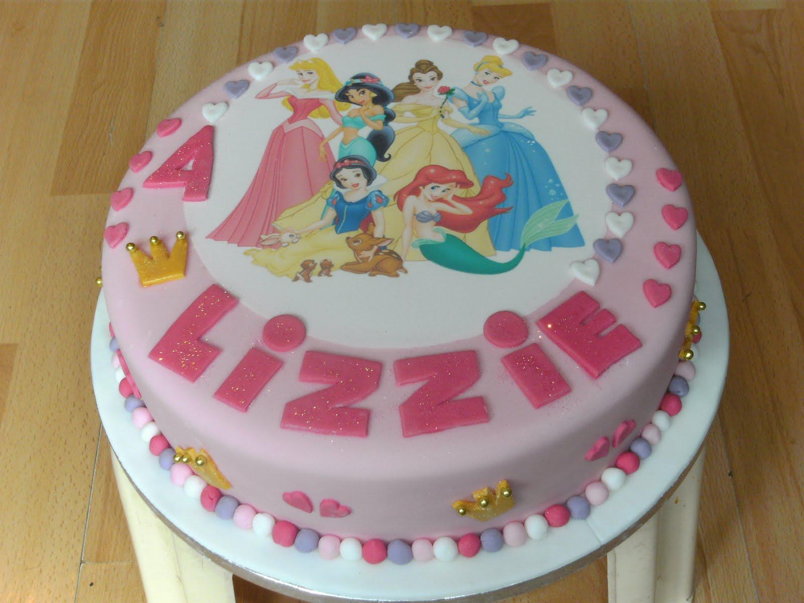 Sam s Cakes: Disney Princess Cake