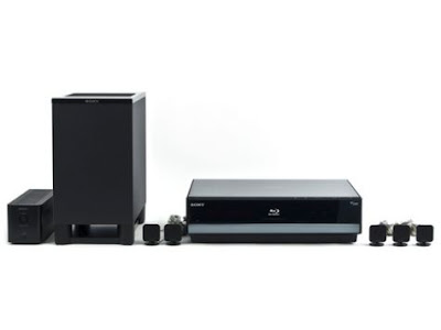 Sony Blu-Ray 5.1 Home Theater System w/ Wireless Surround