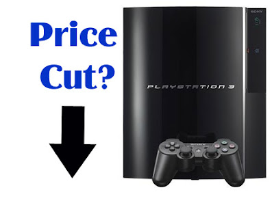 Sony cuts price of PS3 consoles