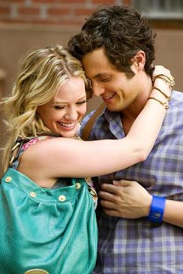 Hilary Duff's 'Gossip Girl' Romance-2