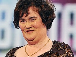 Susan Boyle performs on America's Got Talent finale