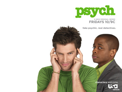 Psych Season 4 Episode 5 S04E05