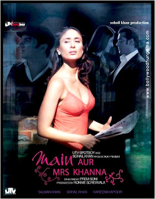 Main Aurr Mrs Khanna Movie, Main Aurr Mrs Khanna Movie Photos