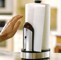 Towel-Matic Home Paper Towel Dispenser
