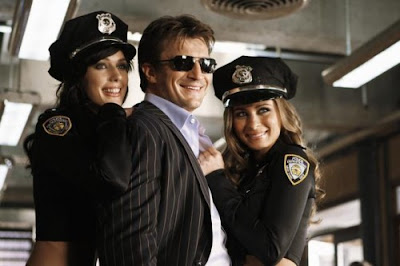 Castle Season 2 Episode 1