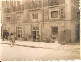 viejo Café Can Pou - old Can Pou - vieux Can Pou