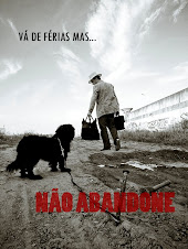 NO ADOPTE, se no pode cuidar!