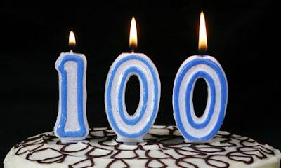 pajang umur 100 tahun