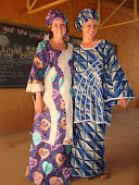 Ali & Ellie in Niger