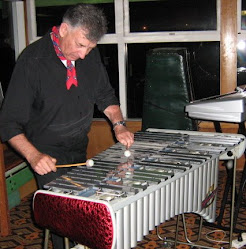 Our December 2008 Club Night guest artist, John Bercich.