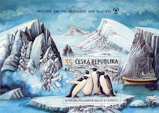 Czech Republic Preserve the Polar Regions and Glaciers