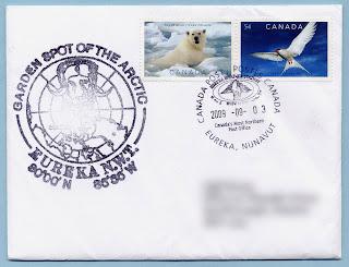 Eureka Nunavut Cover