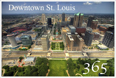 My Downtown St. Louis blog, a six month photo project